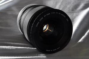 Sigma 24-70mm EX DG  IV by TheSoftCollision
