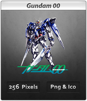 Gundam 00 - Anime Icon by DevilL-Dante