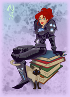 Commission-World of Warcraft by Nippy13