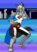 Commission - Masamune Zenith by Sarugami