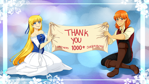 Thank you!!! by SRealms