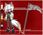 .:Jason Starcore the Fox:. :OUTDATED:. by DJ-StaaR