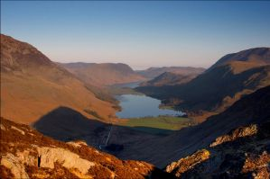 Buttermere Morning by scotto
