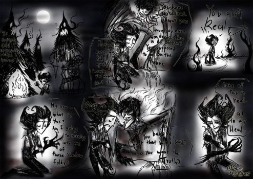 The Insanely Twisted Shadow World part46 by RavenBlackCrow