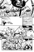INSURRECTION issue1 page3 by PENICKart