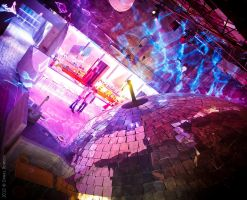 TORQUE nightclub interior by Q-DJah