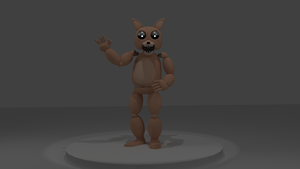 Danny the Dingo contest entry image by Gunkystuff