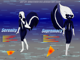 Serenity + Supremacy by Whatever1702