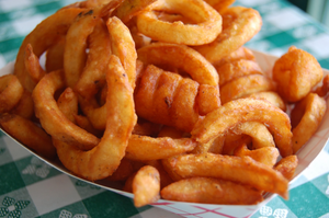 Ode to Curly Fries by ParamourPoet27
