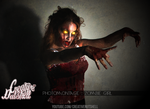 Zombified Photomontage by WildSketchbook