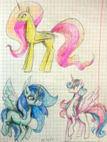 Cheap poorly designed alicorn adoptables CLOSED by AdolfWolfed4Life