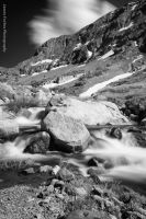 Sonora Pass - B+W Infrared by JForbes1701