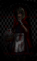 Wicked Red Riding Hood by MasterGDMFTobi