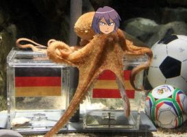 Paul The Octopus by Tikicchii