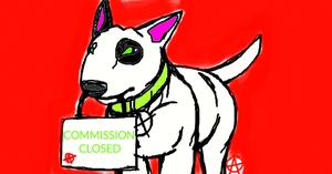 .::Commission::. by AnarchistBullTerrier