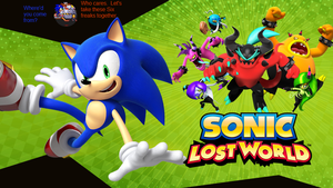 VGP: Sonic Lost World by TrueBladEdge