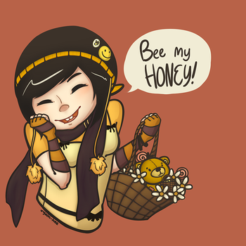 BEE-HOLD by yoon-hee