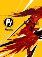 Atomsk by arsenixc