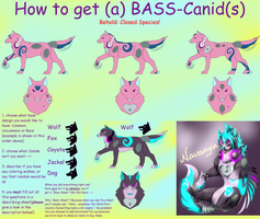 How to get a BASS-Canid Guide by TheBASS-Canid
