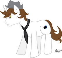 My little Pony OC Doctor Com by Amaya-Fanel