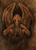 Cthulhu by Deadsound