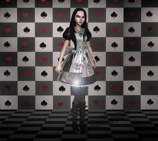 AliceArmedSkulldress by tombraider4ever
