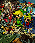Legend of Zelda - After Wind Waker by Daboya