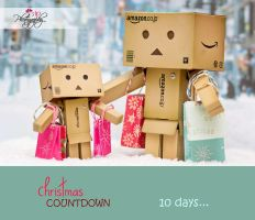 10 Days Until Christmas by Sarah2508