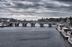 maastricht bridge by rockscorp