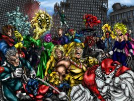 Age of Apocalypse by ToygerCat
