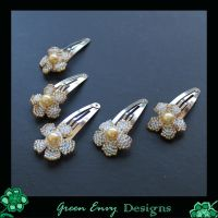 Ann marie's hairclips by green-envy-designs
