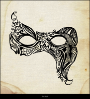 The Mask by OrchidGrpahics