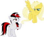 Blackjack and Psychoshy by IronM17
