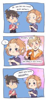 Why Instinct, you ask... by Potato-the-Awkward