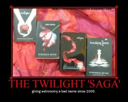 Twilight saga demotivator by ZlayaHozyayka