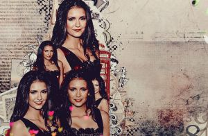 Nina Dobrev Blend 024 by bulgarianxpersonxD