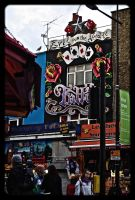 Camden Town 9. London. England. by jennystokes