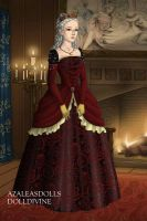 Queen Emily of Vampire by abesgoldenfriend