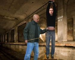 Amy investigates the old tunnels 5 by ReefUK
