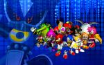Sonic Heroes Wallpaper by SonicTheHedgehogBG
