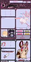 PMD-D Rouges App: Sapsorrow by little-fragments