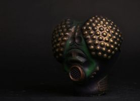 Steampunk Apocalypse Insect by MelissaRTurner