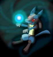 Look, this Sphere is illuminative by Fangy-From-Shadow
