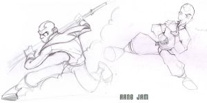 Aang Jam by SuperUndiesMan