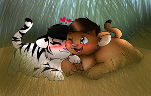 AT: Pudgy cubs by BabyPandaPaws