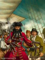 Blackbeard by JohnnyShumate