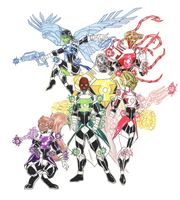 MDCU:Spectrum Lantern Corps 3 by Nightshade475