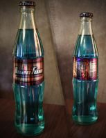 Nuka Cola Quantum v.2 // Fallout 3 by Keevanski