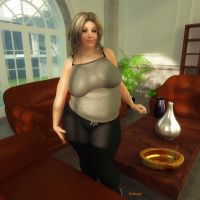 BBW_Elaine 1 by Rendermojo
