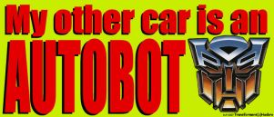 Transformers Bumpersticker 4 by DartzoftheOrichalcos
